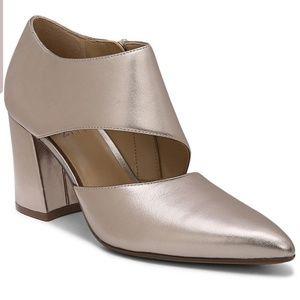 Naturalizer Shoes - Naturalizer - Hoda Shooties - Soft Gold - 6.5W